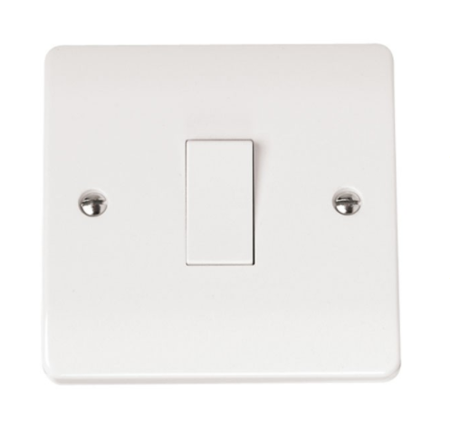 Round Edged Light Switch