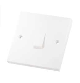 Selectric Square Edge Light Switch