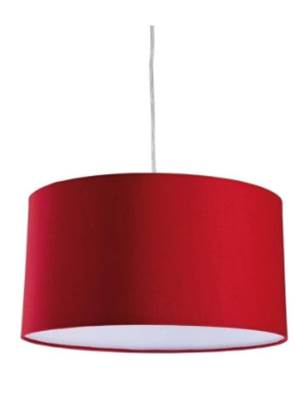 Zeta Ceiling Pendant - Red