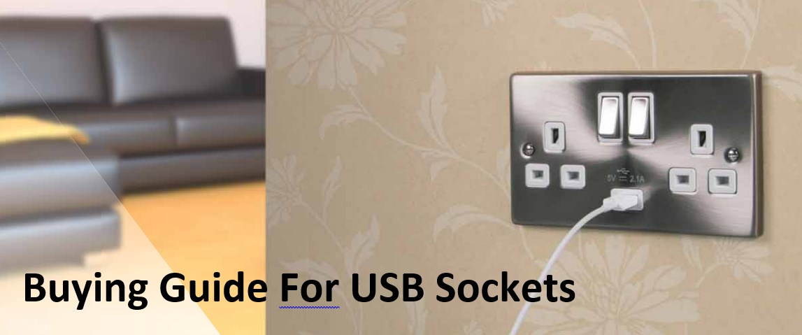 USB Sockets Buying Guide