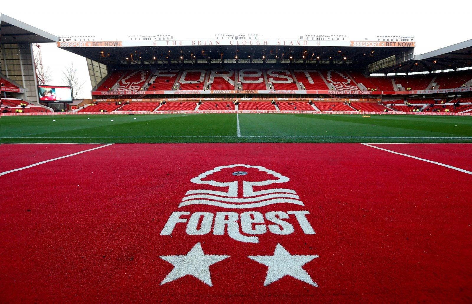 City Ground Nottingham Forest Football Club