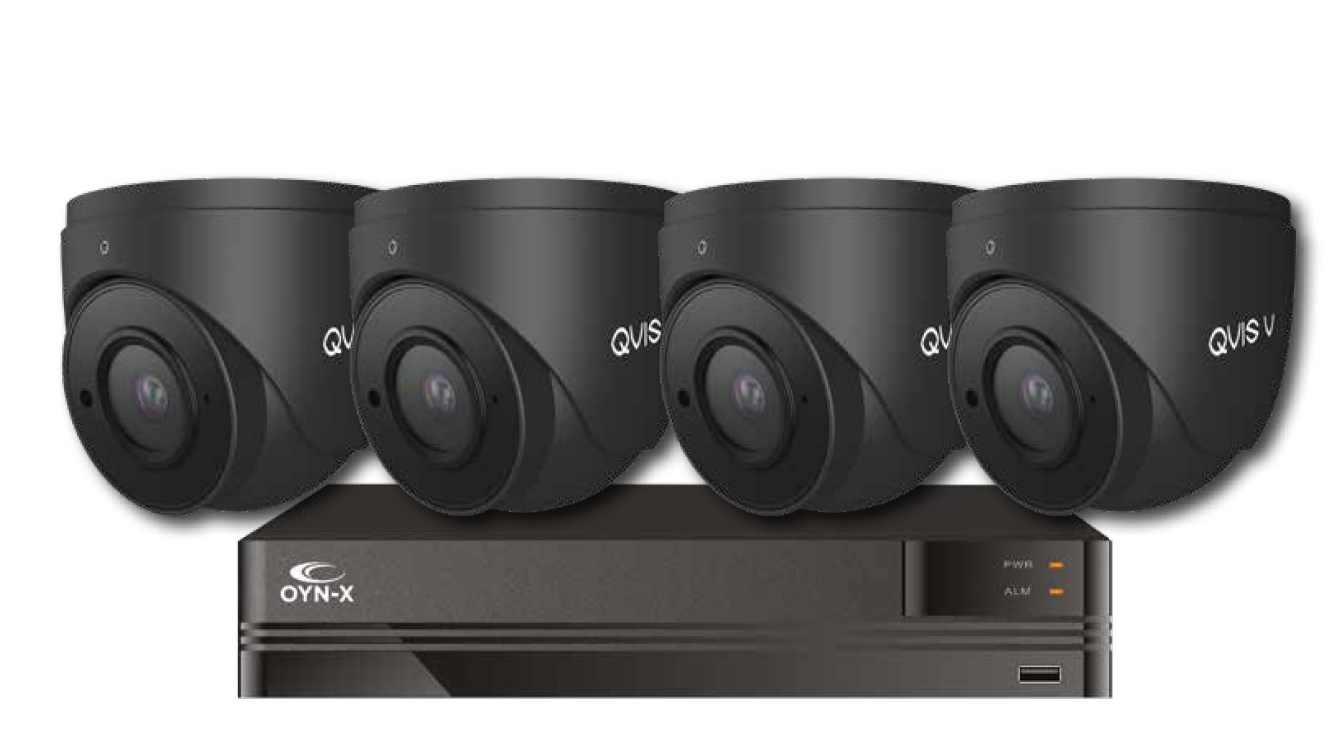 OYN-X Kestrel IP POE CCTV Systems