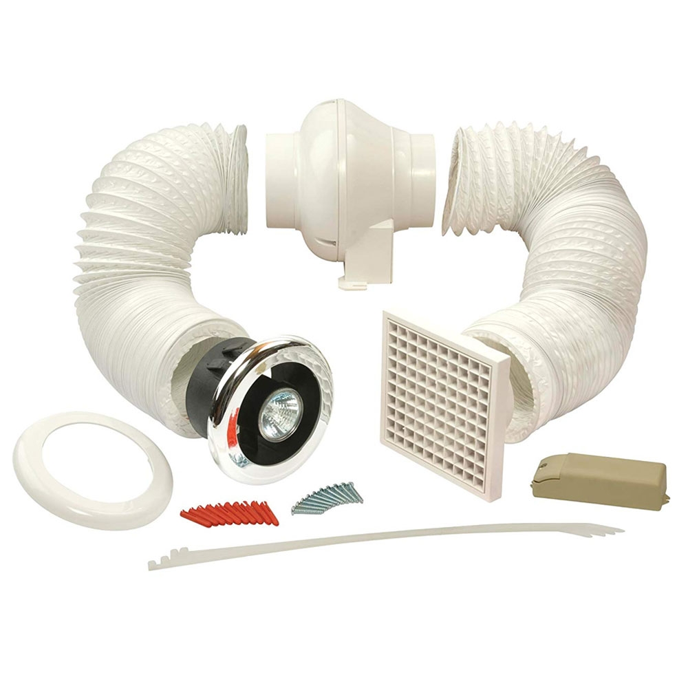 Core Products by Alert Electrical Shower Fan Kit