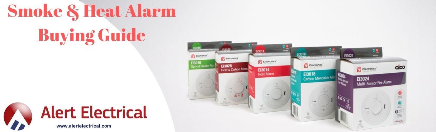 Smoke & Heat Alarm Buying Guide - Alert Electrical
