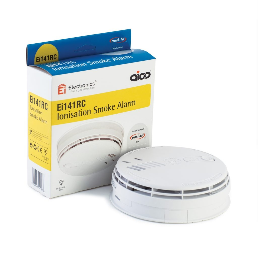 Ionisation Smoke Alarms for use in Stairwells Landings