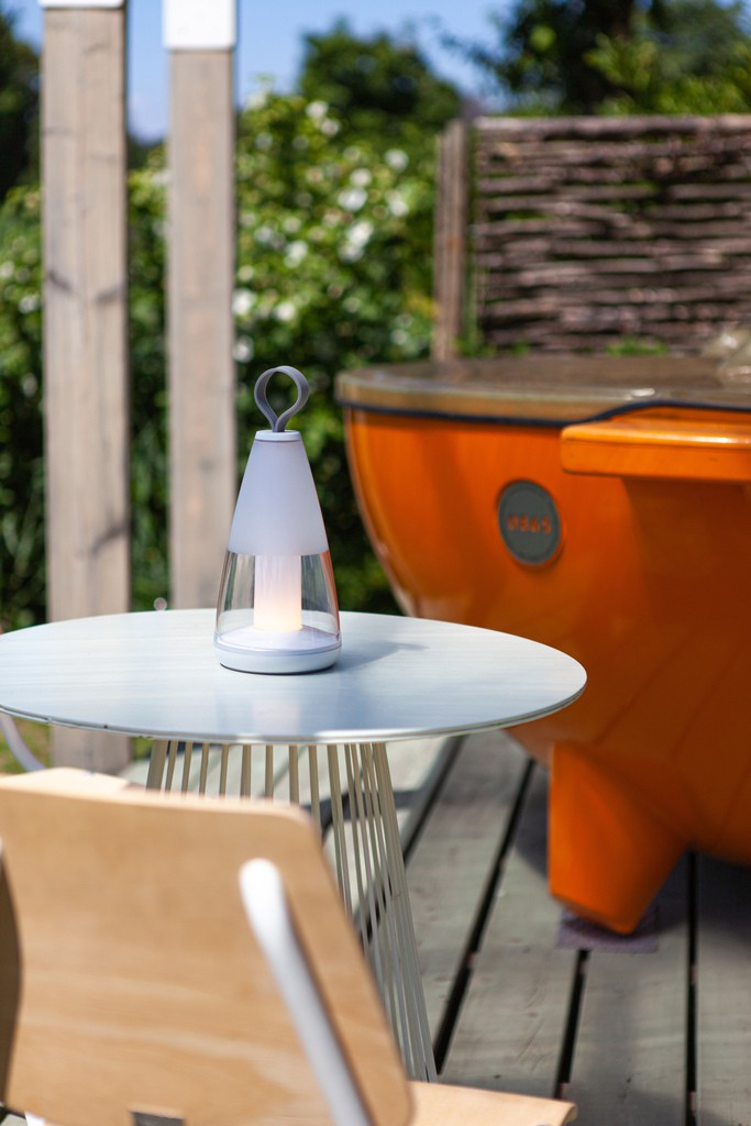 Lutec Connected Light Pepper Portable Table Lamp | 8500102331