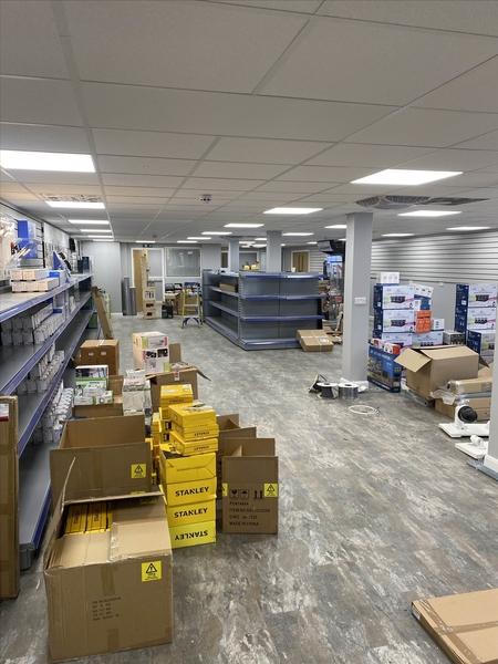 Leicester Trade Counter 2